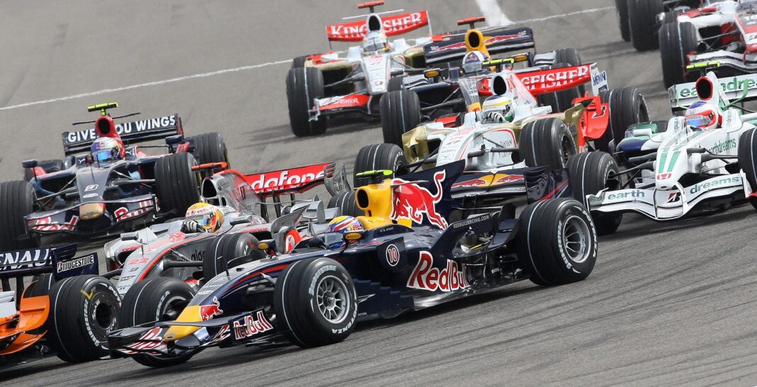 Mark Webber, Red Bull Racing, F1, 2008