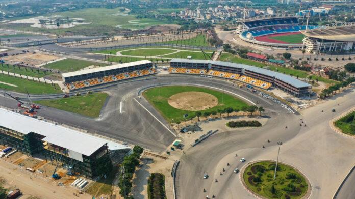 Hanoi Street Circuit, Vietnám, Vietnámi Nagydíj, racingline.hu