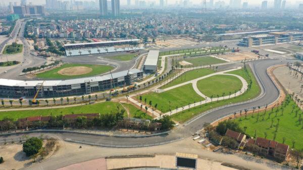Hanoi Street Circuit, Vietnám, racingline.hu
