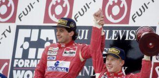 Ayrton Senna, Mika Häkkinen, racingline.hu