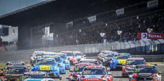 WTCR, Nürbrugring, 2019, racingline.hu