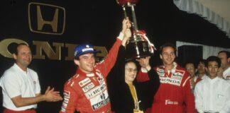 Ayrton Senna, gerhard berger, ron dennis, racingline.hu