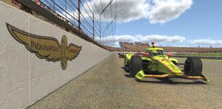 IndyCar, racingline