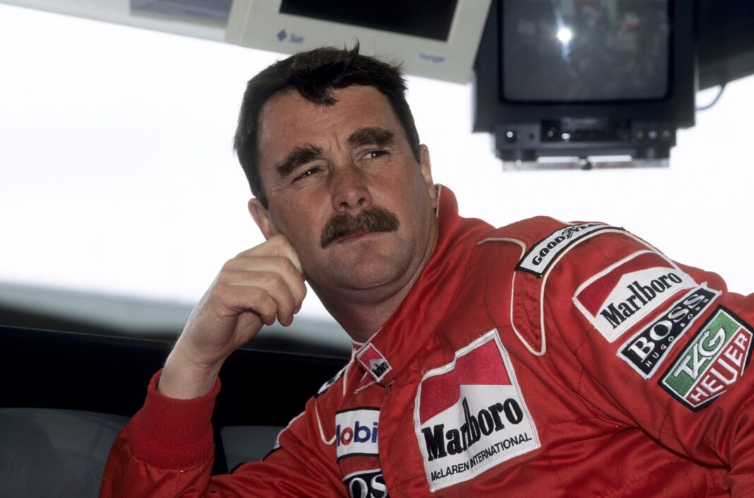 Nigel Mansell, racingline.hu