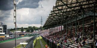 Hungaroring, racingline