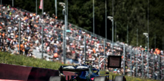 Osztrák Nagydíj, racingline