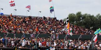 Brit Nagydíj, racingline