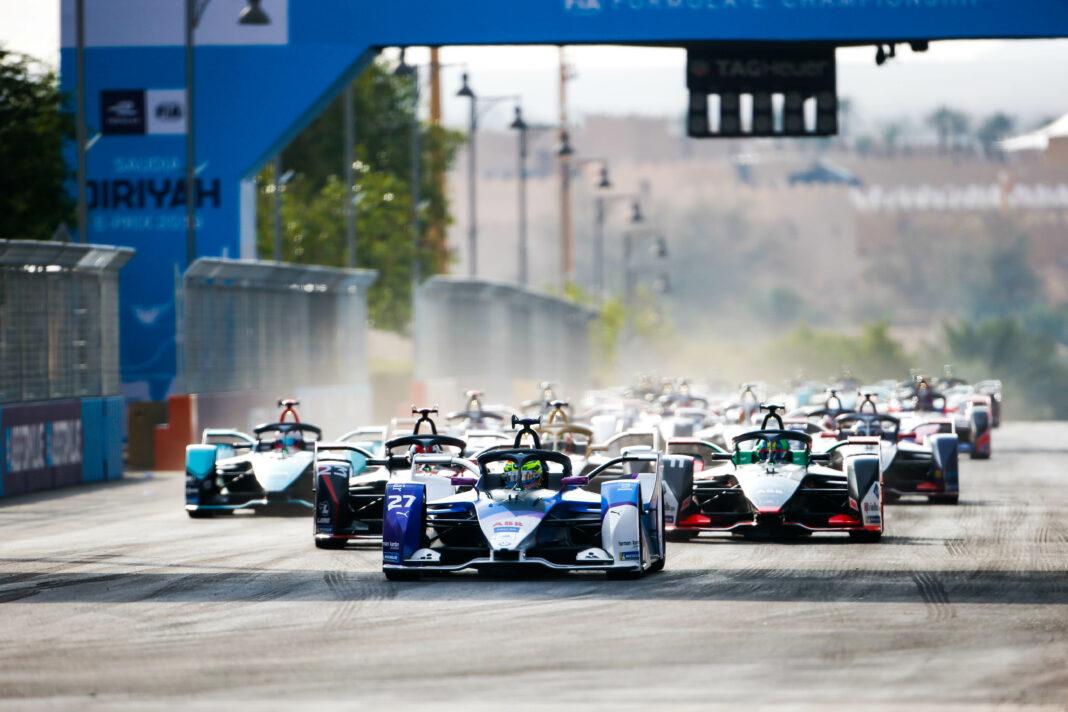 rajt, Diriyah ePrix, Formula E, racingline.hu