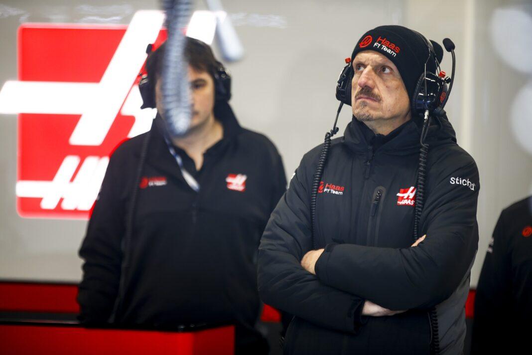 Günther Steiner, Haas, racingline.hu