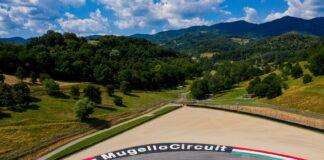 Charles Leclerc, Ferrari, Mugello, racingline