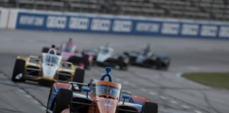 Scott Dixon, Texas Motor Speedway, IndyCar, racingline.hu
