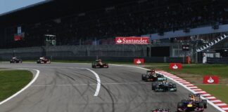 Német Nagydíj, Nürburgring, 2013, racingline.hu