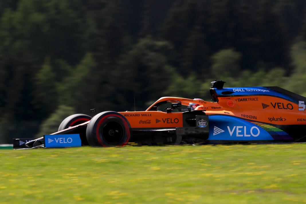 f1, Carlos Sainz, Stájer nagydíj