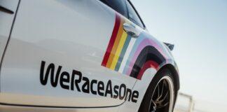 Mercedes-AMG GT R, WeRaceAsOne, racingline.hu
