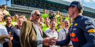 Red Bull, Dietrich Mateschitz, Max Verstappen