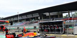 Red Bull, Osztrák Nagydíj 2020