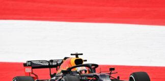 Red Bull, Max Verstappen, Spielberg