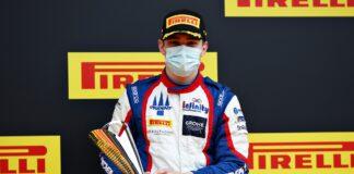 David Beckmann, Formula 3, Charouz, racingline