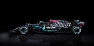 Mercedes, f1 2020