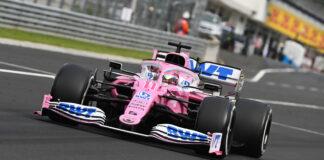 Sergio Perez, Racing Point, racingline