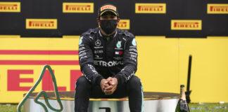 Lewis Hamilton, Stájer Nagydíj