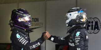 Lewis Hamilton, Valtteri Bottas, Mercedes