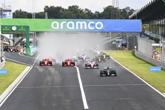 Magyar Nagydíj, rajt, Mercedes, f1, Drive to Survive