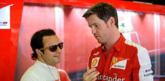 Felipe Massa & Rob Smedley, Ferrari, racingline.hu