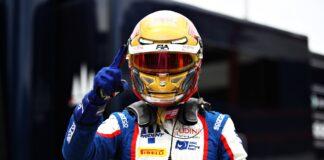 Lirim Zendeli, Formula 3, racingline