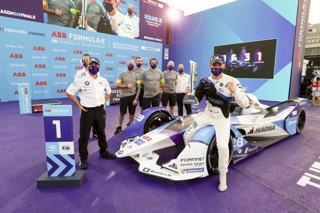 Maximillian Günther, BMW i Andretti