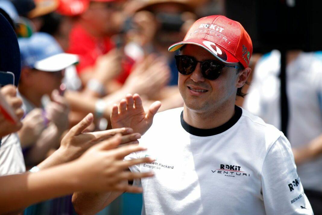 Felipe Massa, Venturi, Formula E