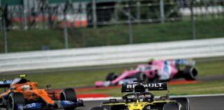 Daniel Ricciardo, Renault, McLaren, Racing Point, Racingline