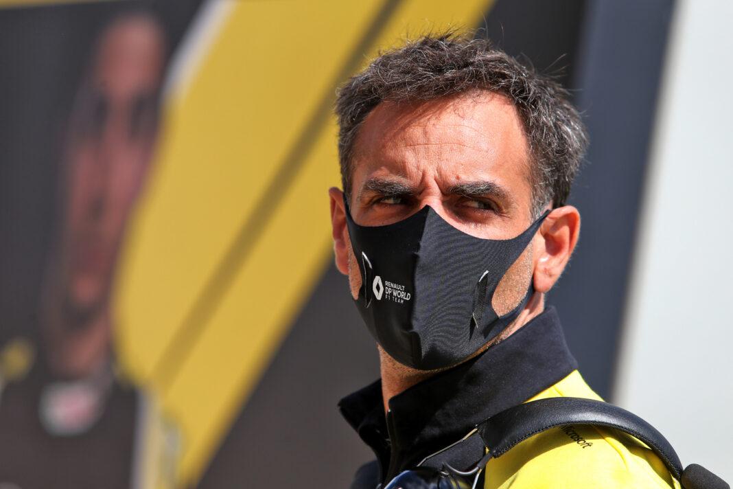 Cyril Abiteboul, Renault, racingline