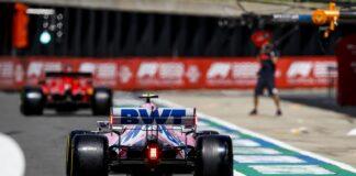 racing point, vettel