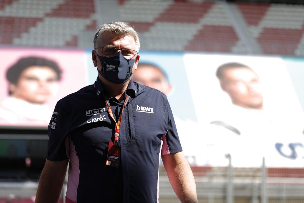 Otmar Szafnauer, Racing Point, racingline