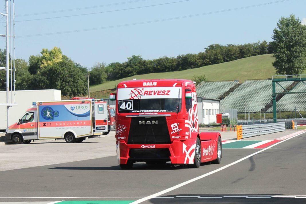 Kiss Norbert, super racing fesztivál