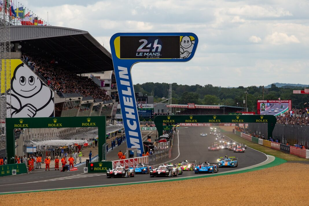 Le Mans-i 24 órás, racingline.hu