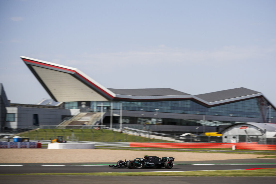 Valtteri Bottas, Silverstone