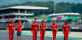 Sebastian Vettel, Ferrari, Mugello