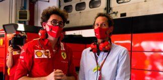 Elkann, Ferrari, racingline