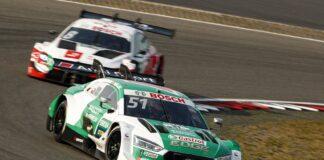 Nico Müller & René Rast, Audi, DTM, racingline.hu
