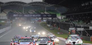WTCR, racingline