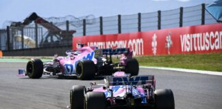 Lance Stroll, Sergio Perez, Racing Point, FIA, racingline.hu