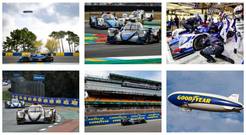 Goodyear, Le Mans