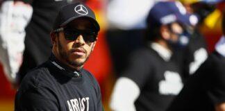 Lewis Hamilton, Mercedes, Petrov, racingline