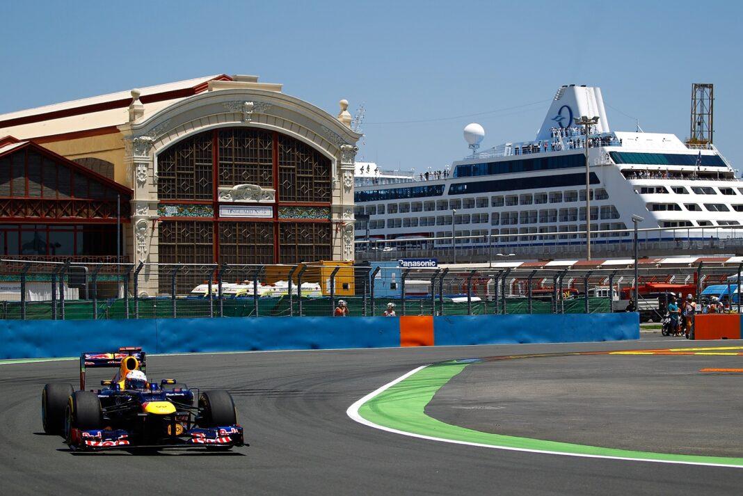 Valencia, F1, Red Bull, racingline.hu