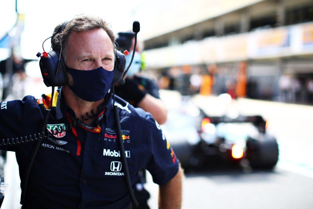 Christian Horner, Red Bull, racingline.hu