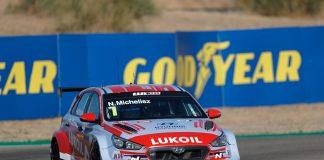 Michelisz Norbert, BRC Hyundai, Aragón, racingline.hu, wtcr