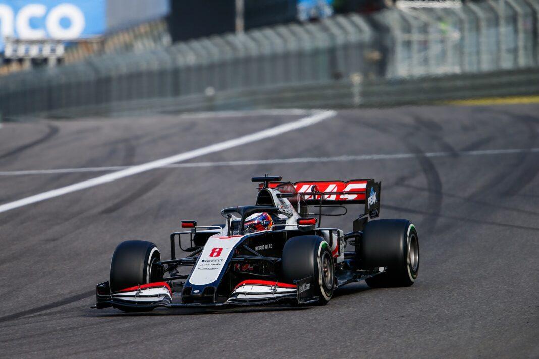 Romain Grosjean, Haas, F1, Nürburgring, Eifel Nagydíj, racingline.hu