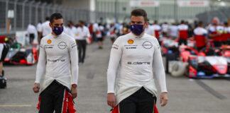 Sébastien Buemi, Oliver Rowland, Nissan e.Dams